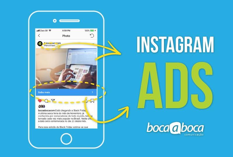 Instagram Ads: 5 motivos para sua empresa investir nessa estratégia